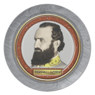 Stonewall Jackson Plate