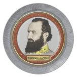 Stonewall Jackson Platos De Comidas