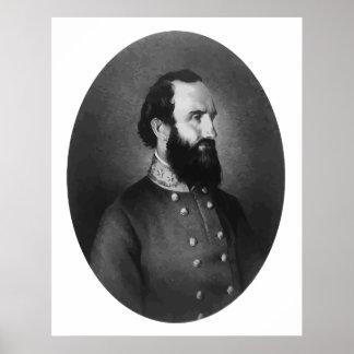 Stonewall Jackson Póster