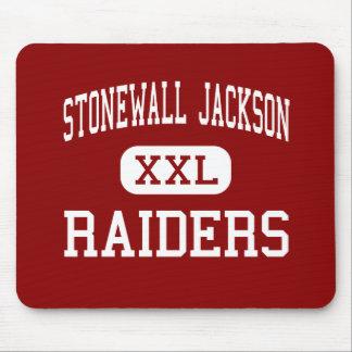 Stonewall Jackson - Raiders - High - Manassas Mouse Pad
