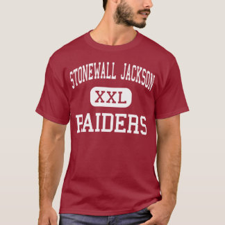Stonewall Jackson - Raiders - High - Manassas T-Shirt