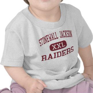 Stonewall Jackson - Raiders - High - Manassas Shirt