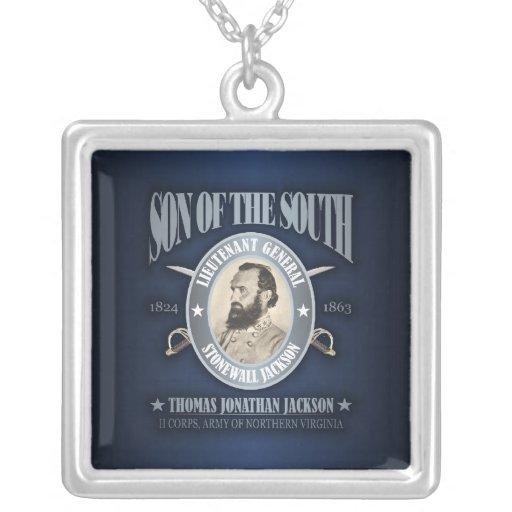 Stonewall Jackson (SOTS2) Colgante Cuadrado