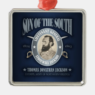 Stonewall Jackson (SOTS2) Metal Ornament