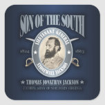 Stonewall Jackson (SOTS2) Square Sticker