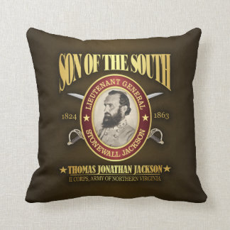 Stonewall Jackson (SOTS2) Throw Pillow