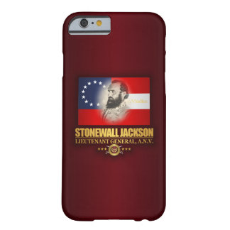 Stonewall Jackson (Southern Patriot) Barely There iPhone 6 Case
