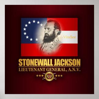 Stonewall Jackson (Southern Patriot) Poster