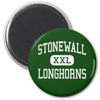 Stonewall - Longhorns - High - Stonewall Oklahoma Fridge Magnets