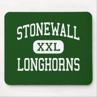 Stonewall - Longhorns - High - Stonewall Oklahoma Mouse Mats