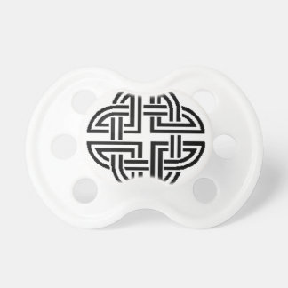 Stonewall Sentinel Celtic Knotwork Logo Pacifier
