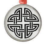 Stonewall Sentinels Logo Metal Ornament
