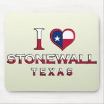 Stonewall, Texas Mouse Pad
