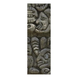 stonework detail business card templates