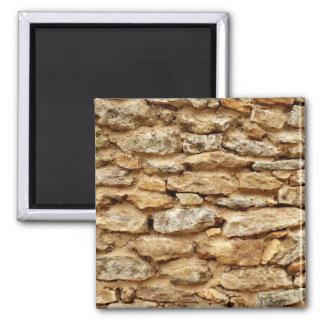 Stonework Square Magnet