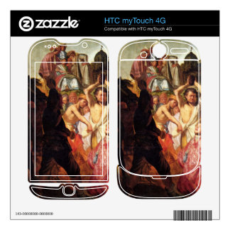 Stoning of Stephen by Rembrandt HTC myTouch 4G Skin