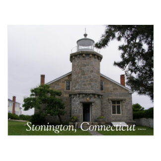 Stonington, Connecticut, Postcard