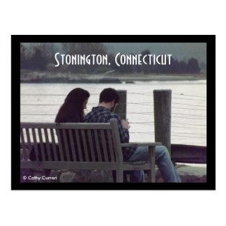 Stonington, Connecticut Postcard
