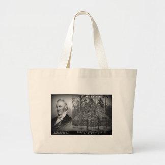 STONY BATTER - Birthplace of Pres. James Buchanan Canvas Bag