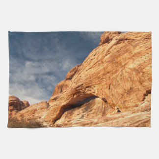 Stony Contrast Hand Towels