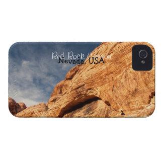 Stony Contrast; Nevada Souvenir Case-Mate iPhone 4 Case