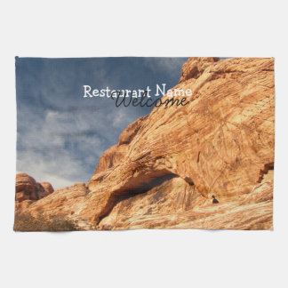 Stony Contrast; Promotional Kitchen Towels
