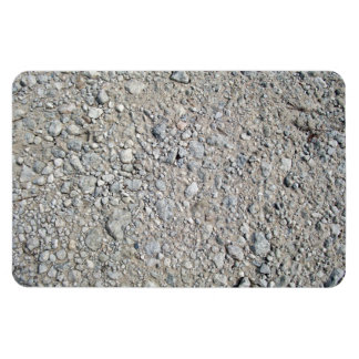 Stony Ground Background Texture Flexible Magnets