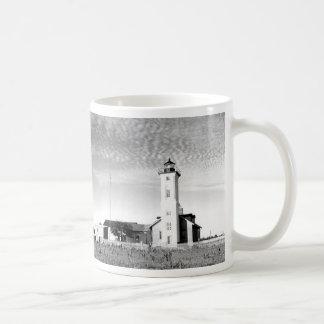 Stony Point Lighthouse Classic White Coffee Mug
