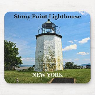 Stony Point Lighthouse, New York Mousepad