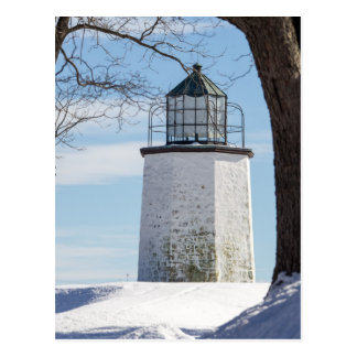 Stony Point Lighthouse Postcard