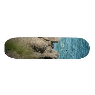 Stony Sea Shore Skateboard Deck