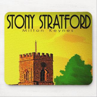Stony Stratford MK mousepad