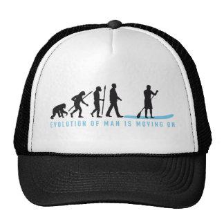 Stood UP Paddling evolution Trucker Hat
