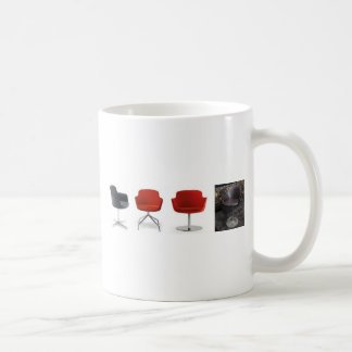 stool coffee mug