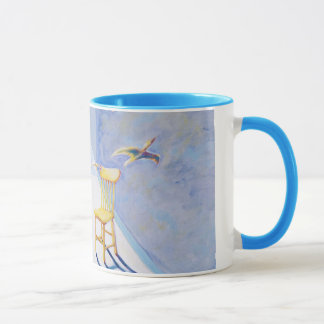 Stool Pigeon Tea Mug