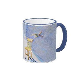 Stool Pigeon Tea Mug