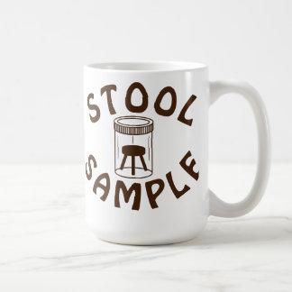 Stool Sample Classic White Coffee Mug