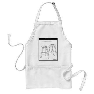 Stool specimen... adult apron