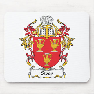 Stoop Family Crest Mouse Pads