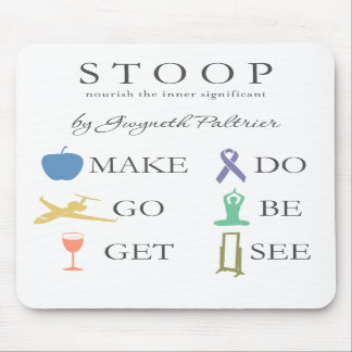 STOOP - Nourish The Inner Significant Mousepad