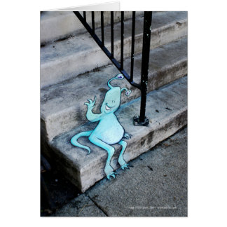 stoop-sitting sluggo card