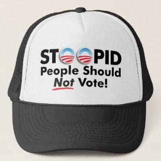STØØPID People Trucker Hat