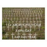Stop Abortion Print