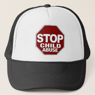 Stop Abuse Trucker Hat