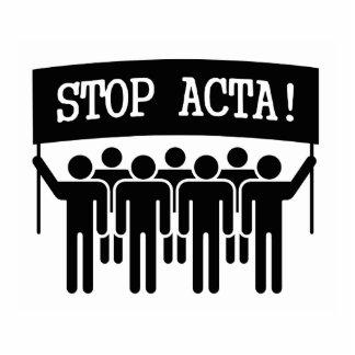 Stop ACTA Statuette