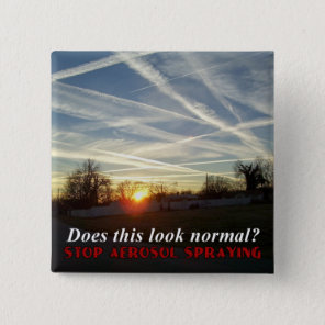 Stop Aerosol Spraying Button