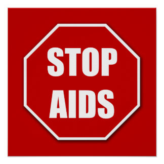 Aids Awareness Posters | Zazzle