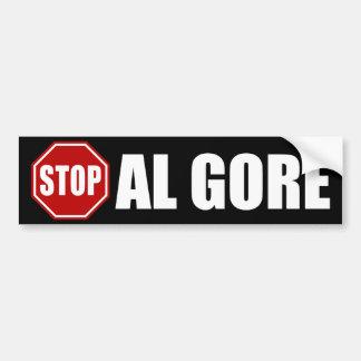 Stop Al Gore Bumper Sticker