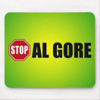 Stop Al Gore Mouse Pad