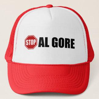 Stop Al Gore Trucker Hat